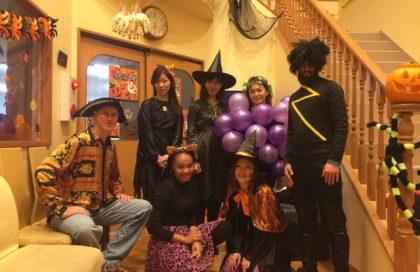 Agora Staff in Costumes